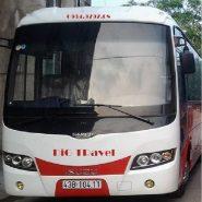 Thuê xe 35 chỗ đà Nẵng đi Lý Sơn
