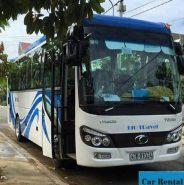 Thuê xe 35 chỗ Đà Nẵng đi Cù Lao Chàm
