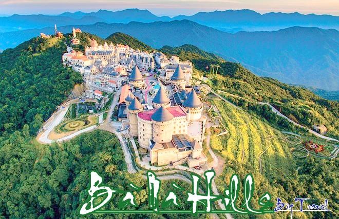 Tour du lịch Bà Nà Hills