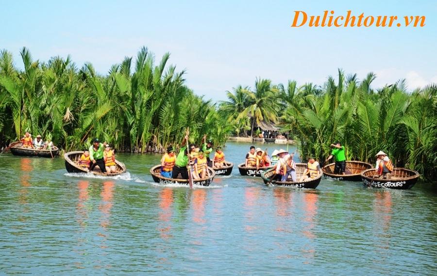 Tour du lịch Rừng Dừa 7 Mẫu