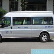 Thuê xe 16 chỗ Đà Nẵng đi Cù Lao Chàm Hội An
