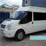 Thuê xe 16 chỗ đi Đà Nẵng City Tour