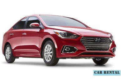Thuê xe tự lái Hyundai Accent tại Quy Nhơn