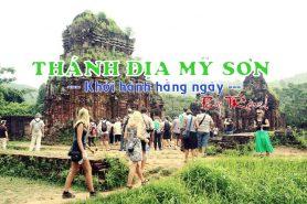Tour du lịch Mỹ Sơn