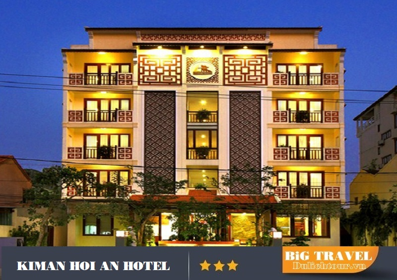 Kiman Hoi An Hotel