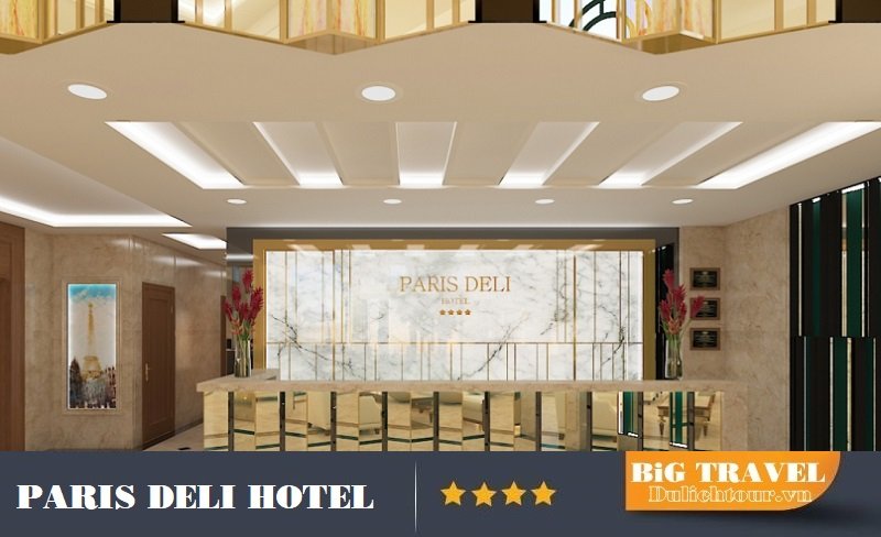Paris Deli Hotel Đà Nẵng