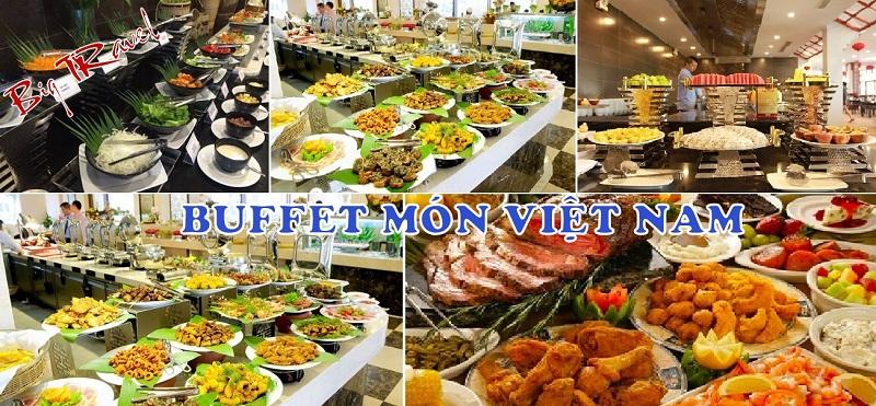 Buffet Núi Thần Tài