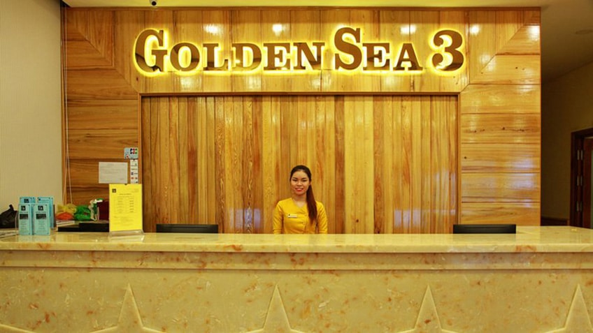 Golden Sea 3 Hotel Đà Nẵng