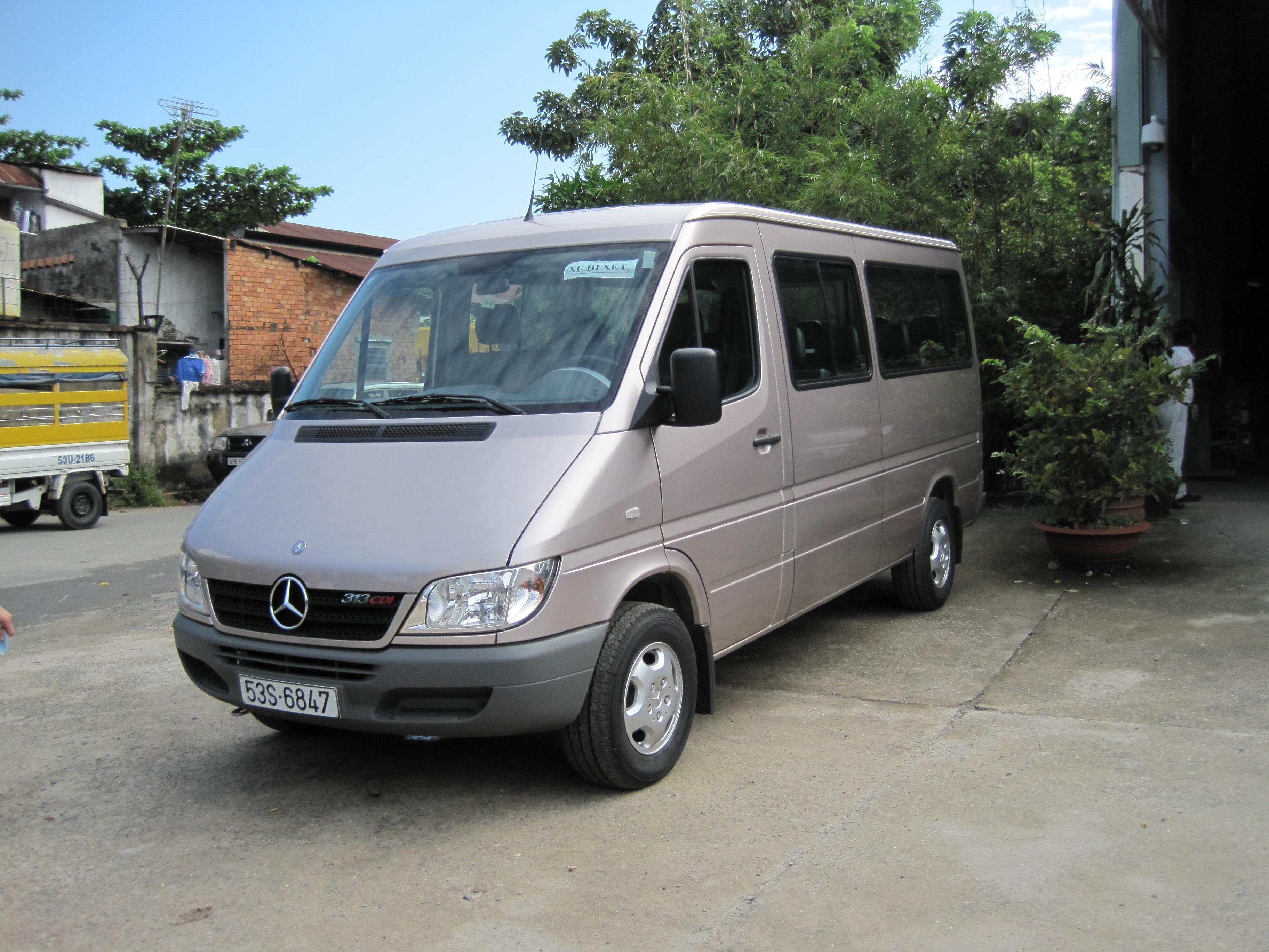 Thuê xe du lịch Quy Nhơn