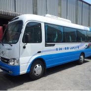 Thuê xe 30 chỗ đón sân bay Đà Nẵng