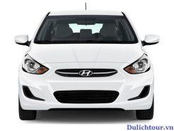 thuê xe tự lái Hyundai Accent