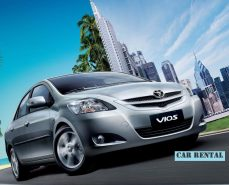 Thuê xe tự lái Vios tại Quy Nhơn