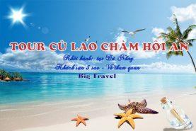 Tour Cù Lao Chàm Hội An