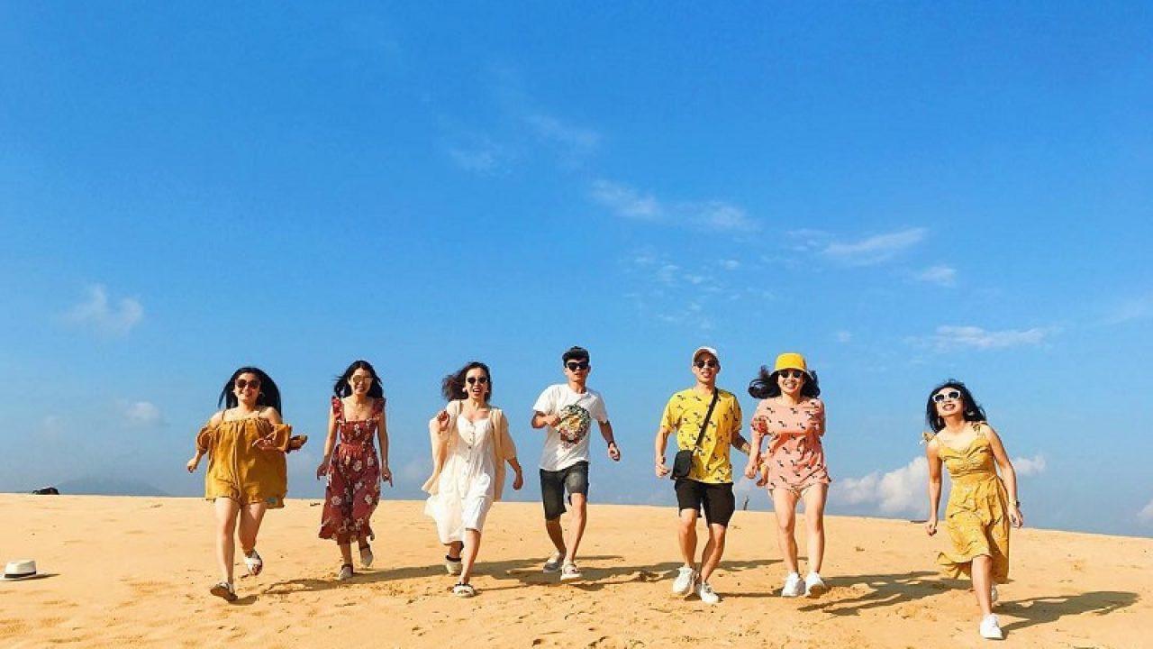 Du lịch Quy Nhơn, Du lịch Quy Nhơn tự túc: Đi đồi cát Phương Mai ...