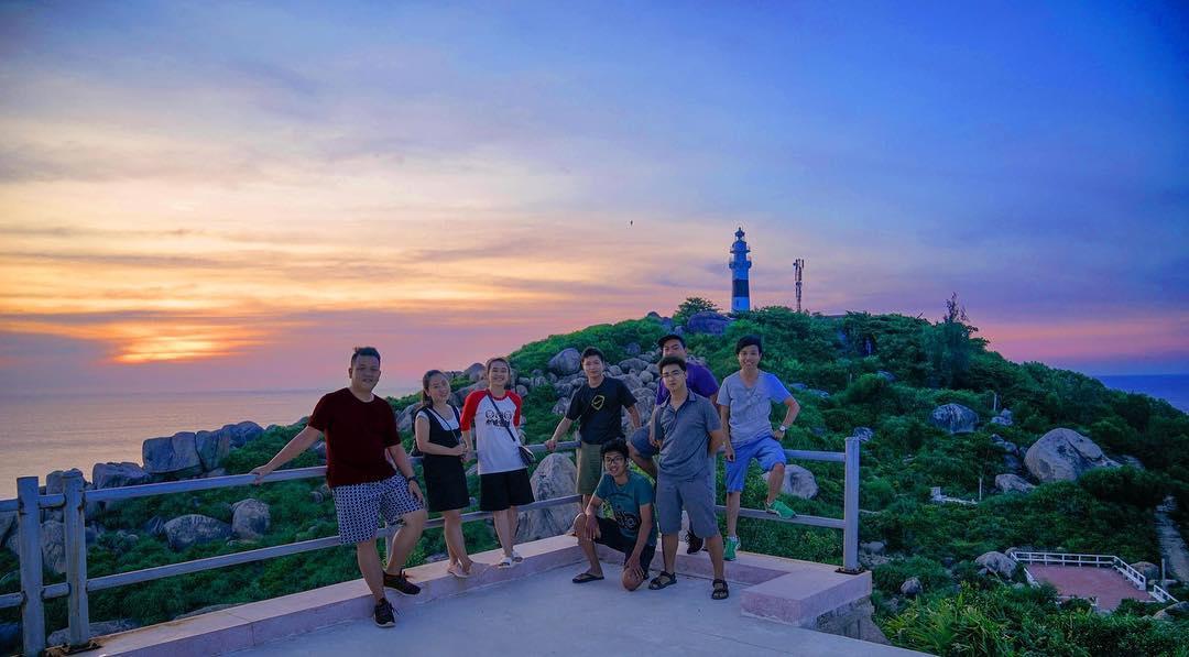 Tour du lịch Cù Lao Xanh