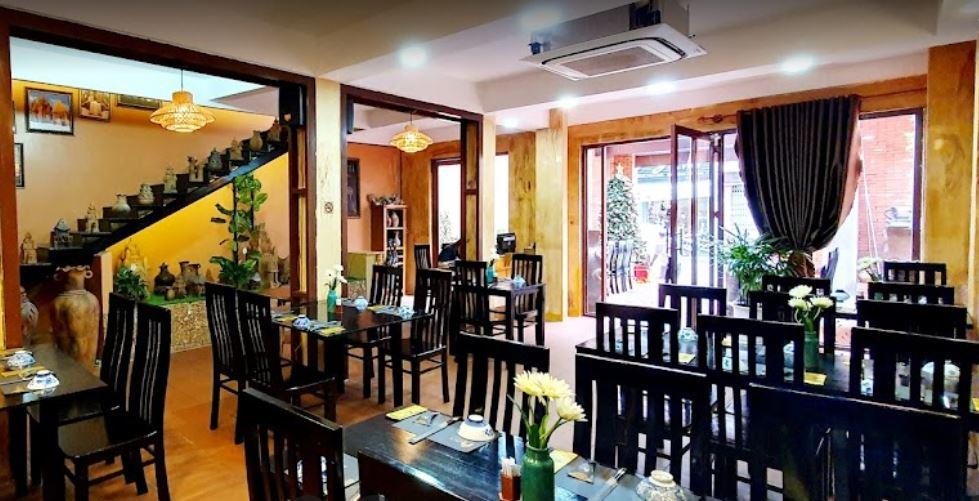Nhà hàng Gạch