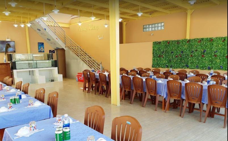 Nhà hàng hải sản Vương Khang